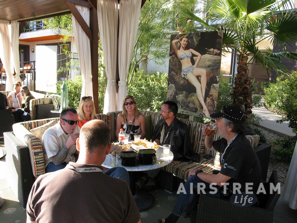 Palm Springs MW 2011 reception