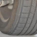 Goodyear tire separation