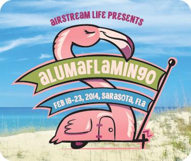 Alumaflamingo 2014