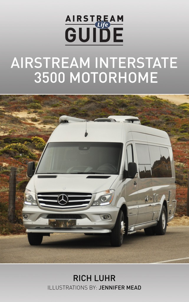 Airstream Interstate motorhome cover